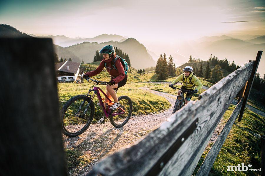 Almen MTB Tour im Alpbachtal