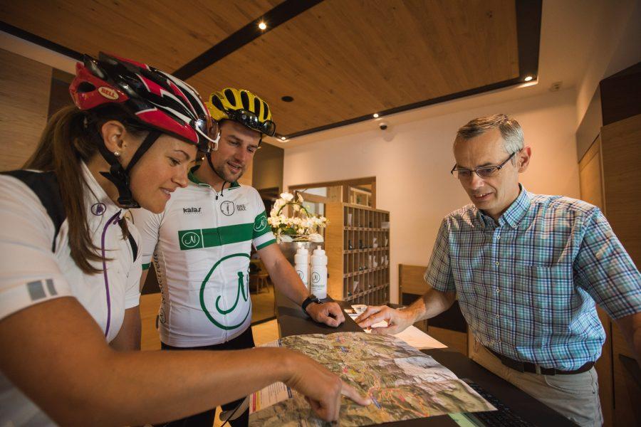 Bike Hotel Gasthof Niederreiter Tourentipps