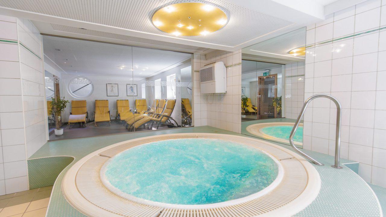 Bike Hotel Gasthof Niederreiter Wellnessbereich 2