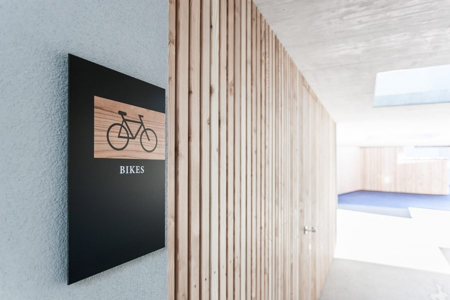 Bike Hotel Hubertus Logis Apartments Bikekeller 2