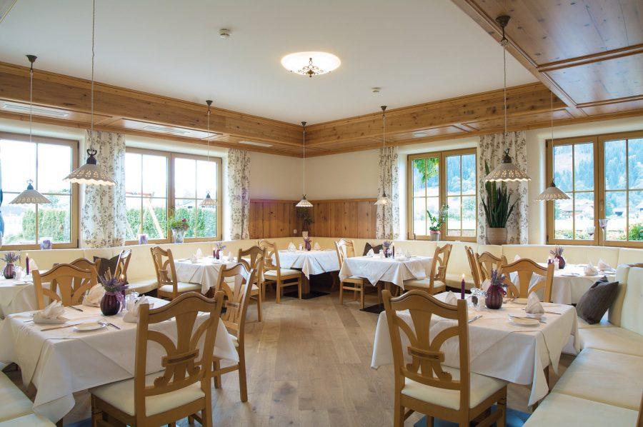Bike Hotel Saliter Hof Restaurant