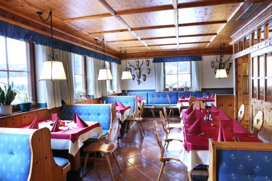 Bike Hotel Salzburger Dolomitenhof Restaurant