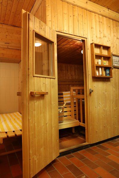 Bike Hotel Salzburger Dolomitenhof Sauna