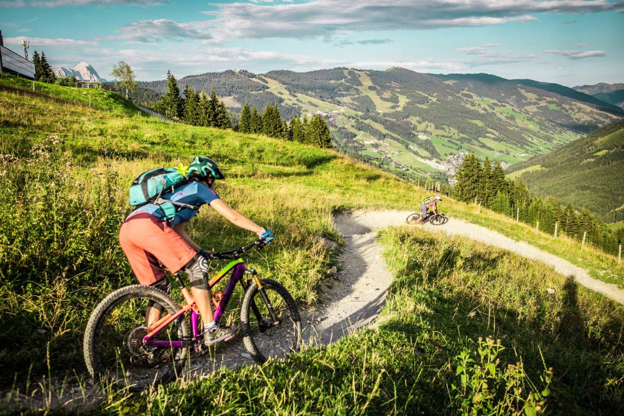 Bike Hotel Spielberghaus Trail