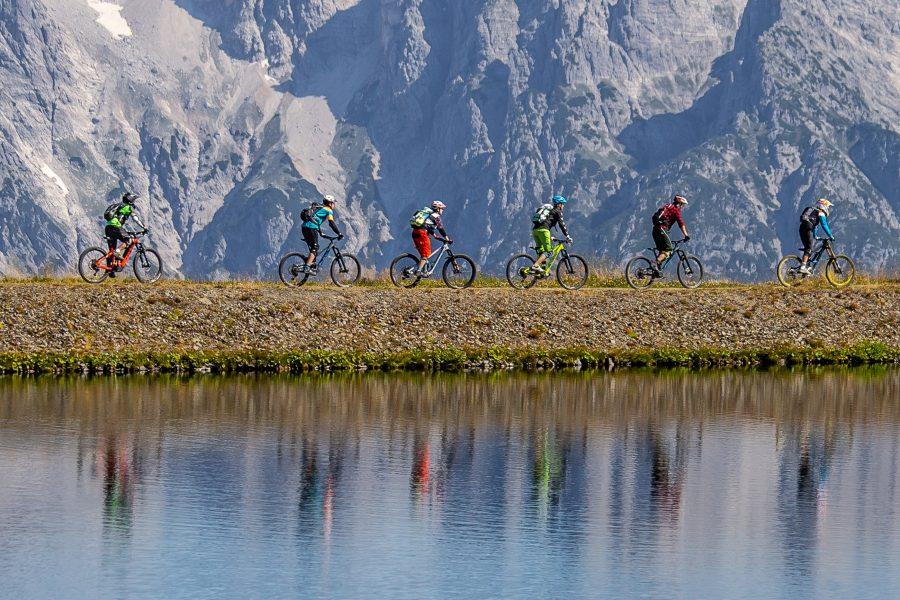 Bike Hotel Spielberghaus Trail 2
