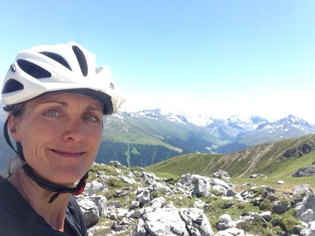 Bike Hotel Sport Lodge Klosters Bikende Gastgeberin