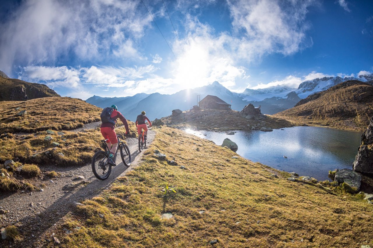 Bike Hotel Sport Lodge Klosters See