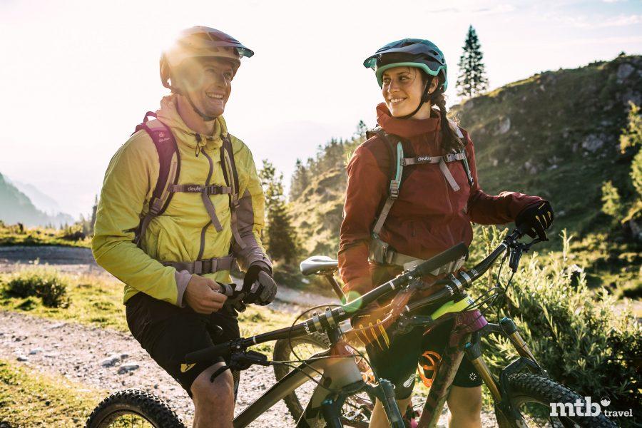 Mountainbiken Gesundheit Prävention