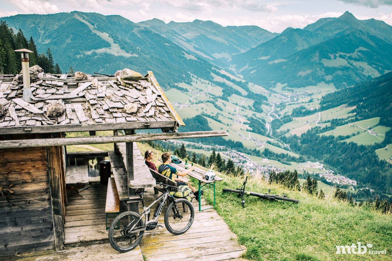 Kitzbüheler Alpen Mountainbike Tour