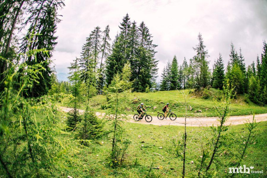 Biketour einfach Kitzbüheler Alpen