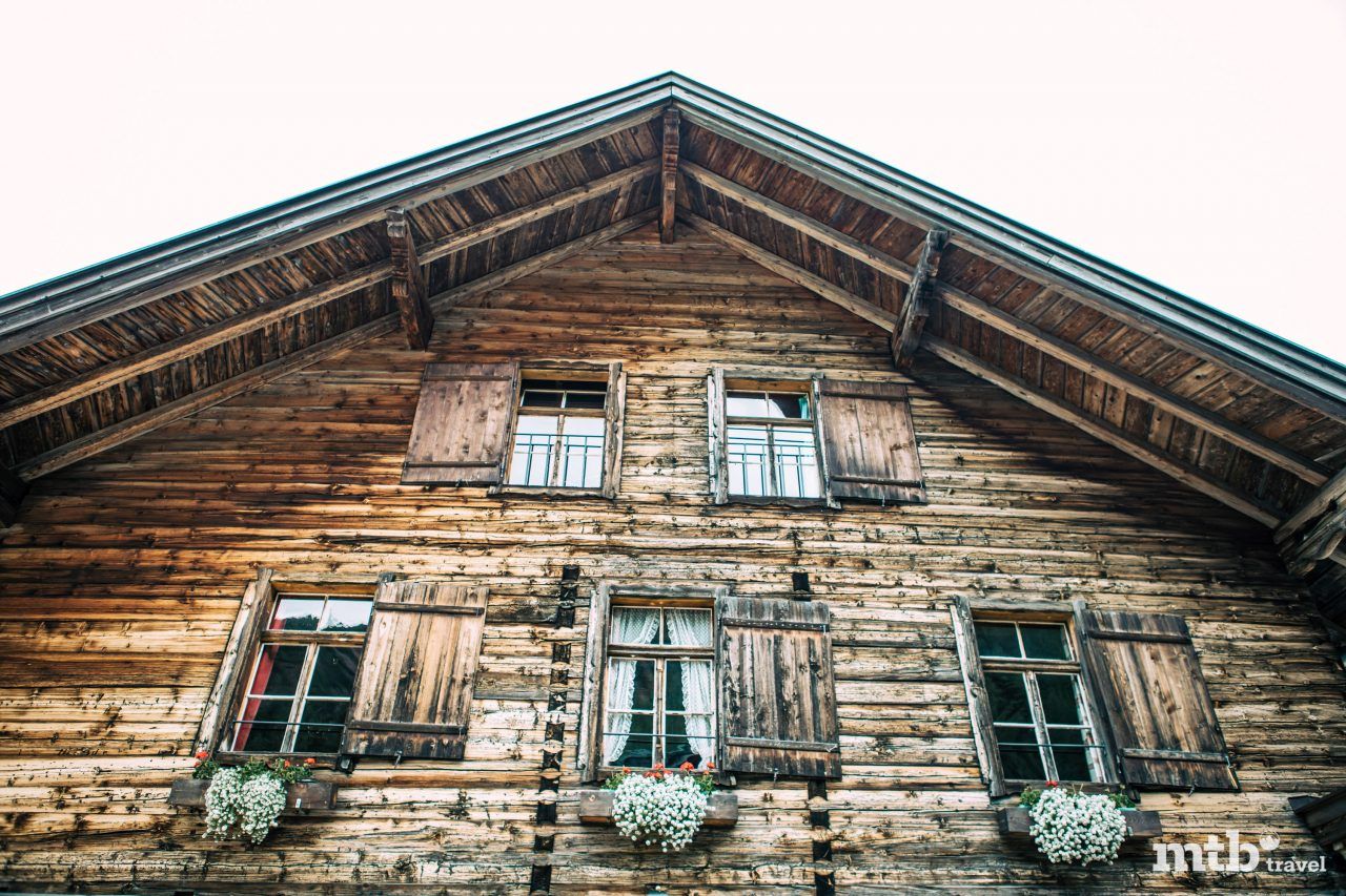 Traditionell Baustil Kitzbüheler Alpen