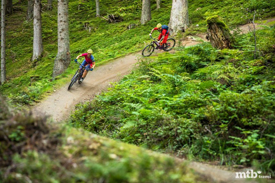 Bike Urlaub in Innsbruck Hungerburg Trail