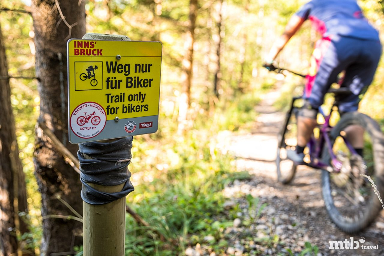 Bike Urlaub in Innsbruck Bike Trails
