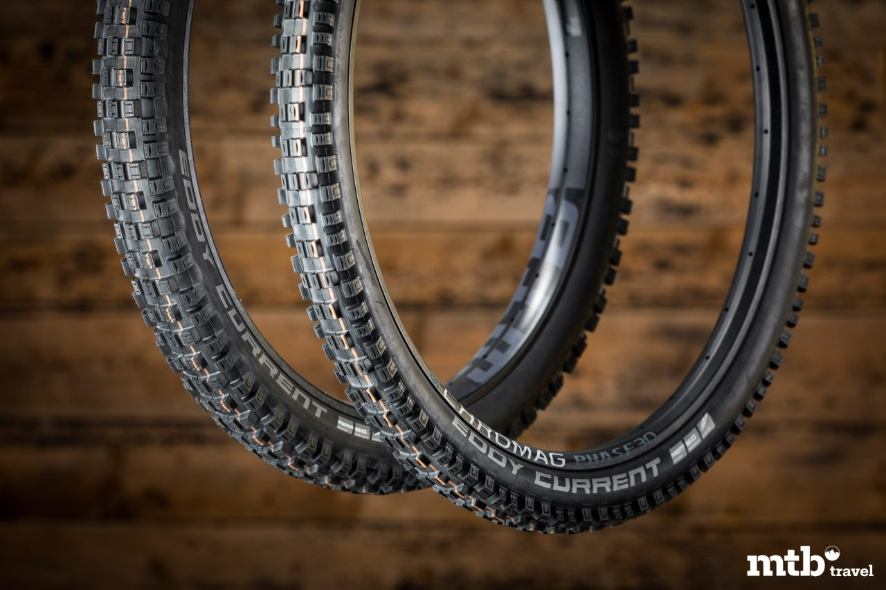 E Bike - der optimale Reifen Schwalbe Eddy Current
