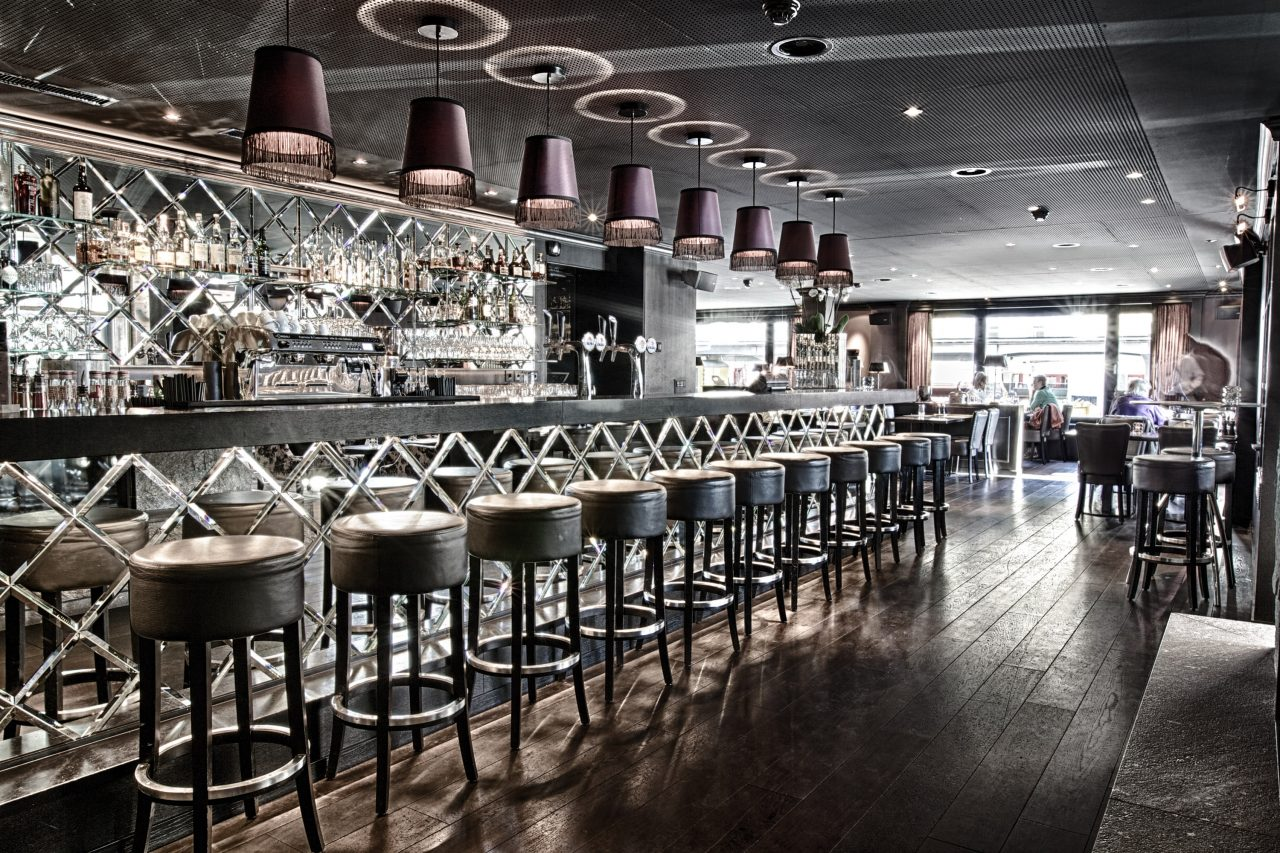 MTB Hotel Grischa in Davos Bar