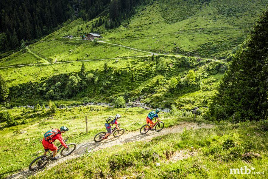 MTB Region Saalbach Hinterglemm Bike Tour