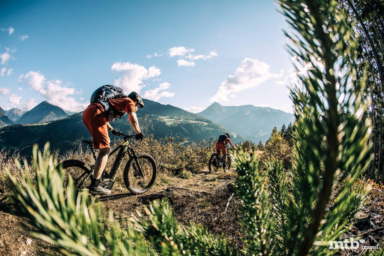 Vorberg Trail Schladming Dachstein Österreich