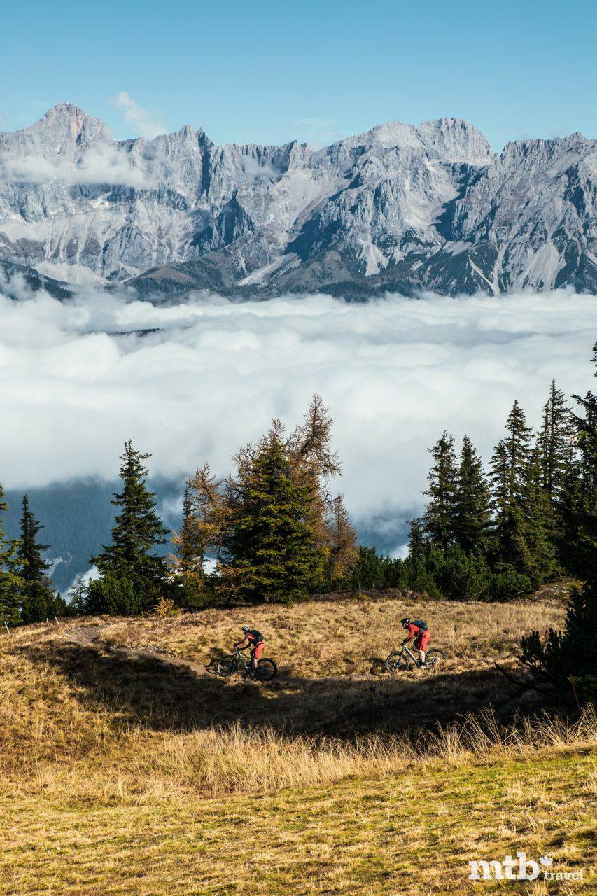Reiteralm Flow Trail Österreich