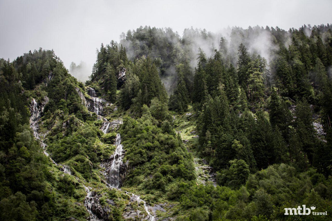 Wasserfälle im Pinzgau