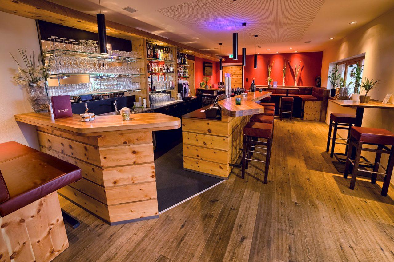 Mountainbike Hotel Seppl Bar