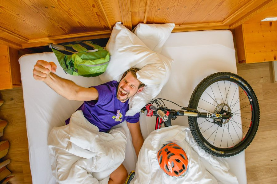Mountainbike Hotel Seppl Biker