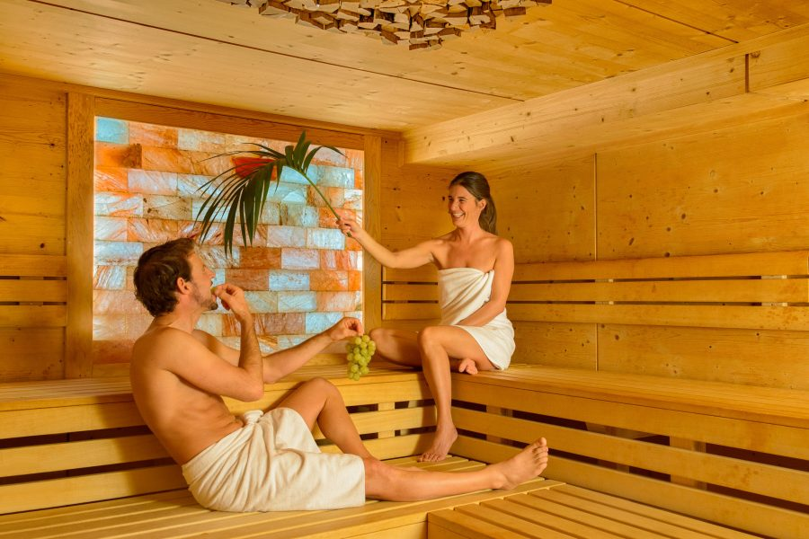 Mountainbike Hotel Seppl Sauna