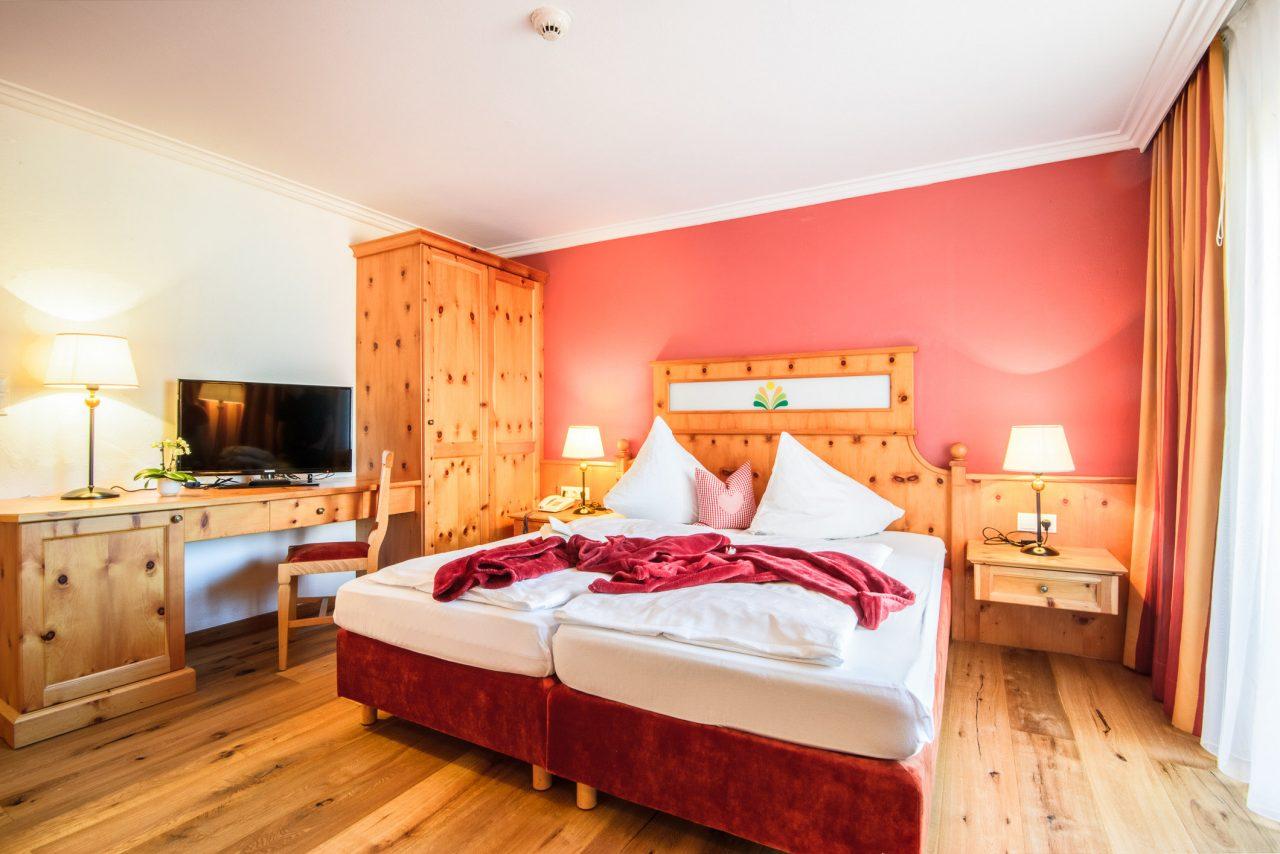 Mountainbike Hotel Seppl Zimmer 1