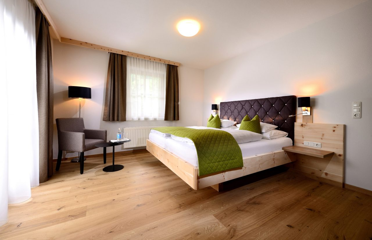Mountainbike Hotel Waldruhe Zimmer 3