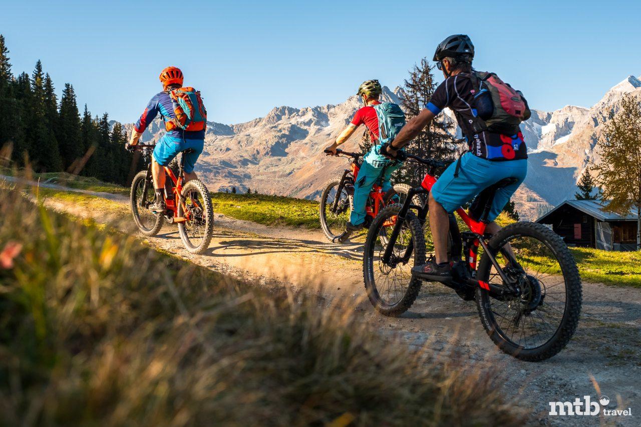 Mountainbike Region Flims Laax 1