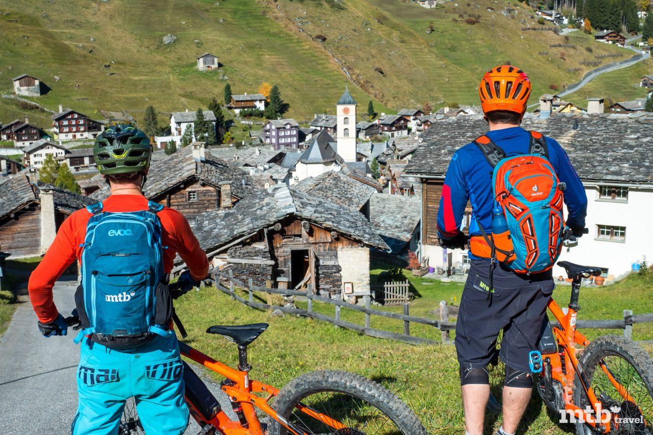 Mountainbike Region Flims Laax 11