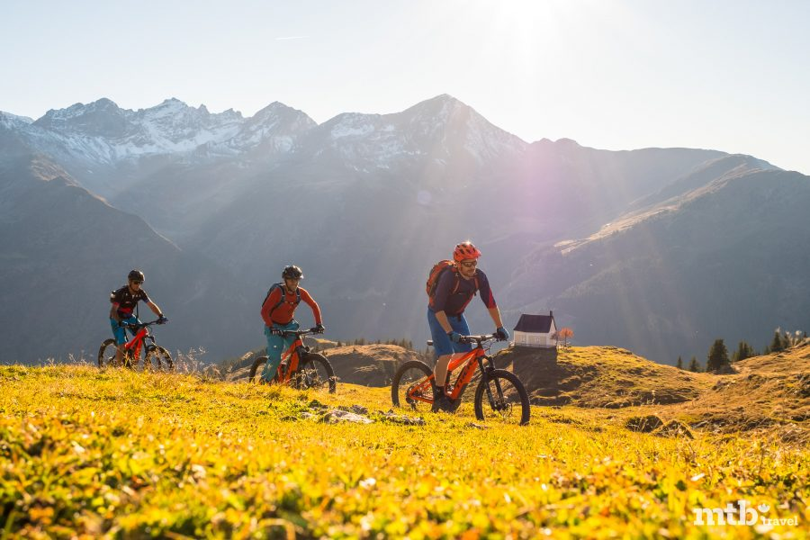 Mountainbike Region Flims Laax 4