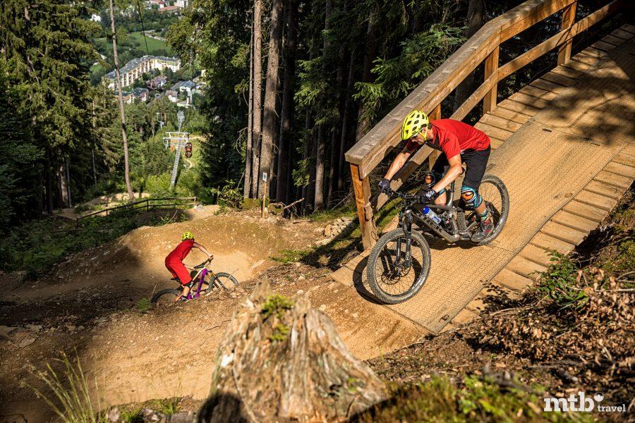Mountainbike Region Osttirol Alban Lakata Trail 2