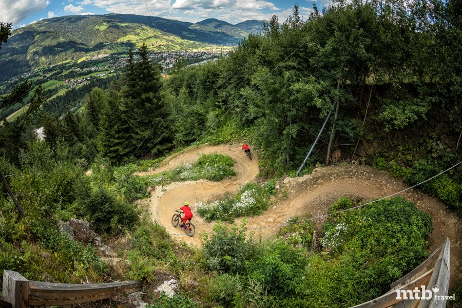 Mountainbike Region Osttirol Alban Lakata Trail 3