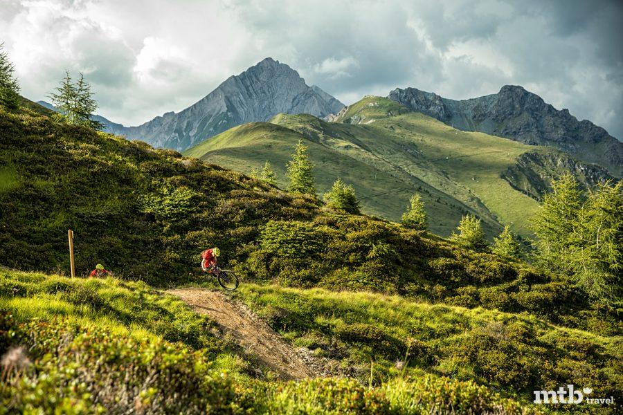 Mountainbike Region Osttirol Sprung 2
