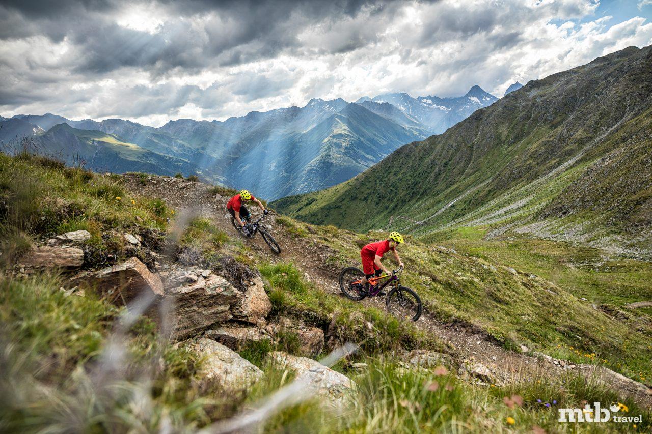 Mountainbike Region Osttirol Trail