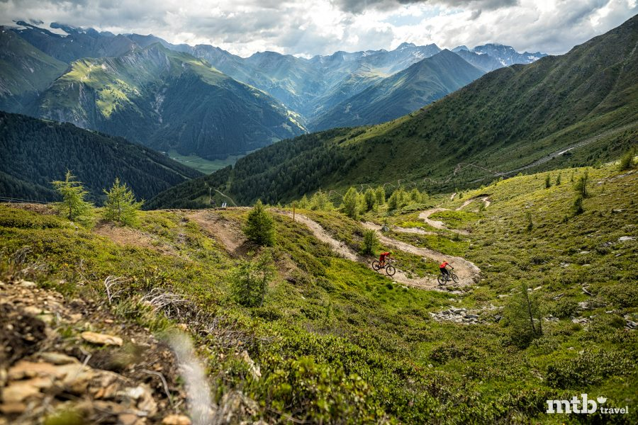 Mountainbike Region Osttirol Trail 2