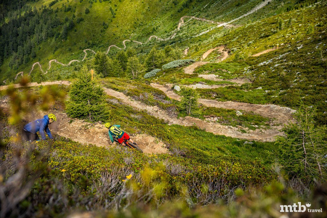 Mountainbike Region Osttirol Trail 4