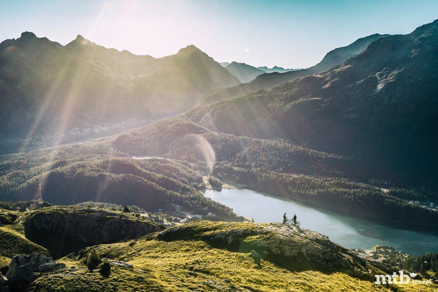 Mountainbike Region St.Moritz Corviglia Flowtrail 10