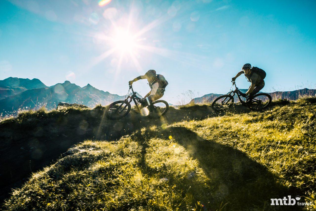 Mountainbike Region St.Moritz Corviglia Flowtrail 12
