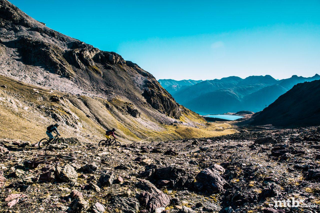 Mountainbike Region St.Moritz Piz Nair 2