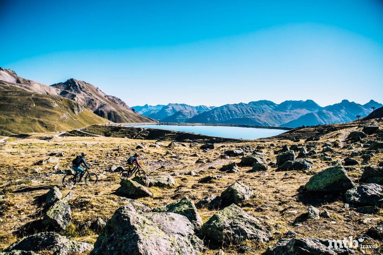 Mountainbike Region St.Moritz Piz Nair 3