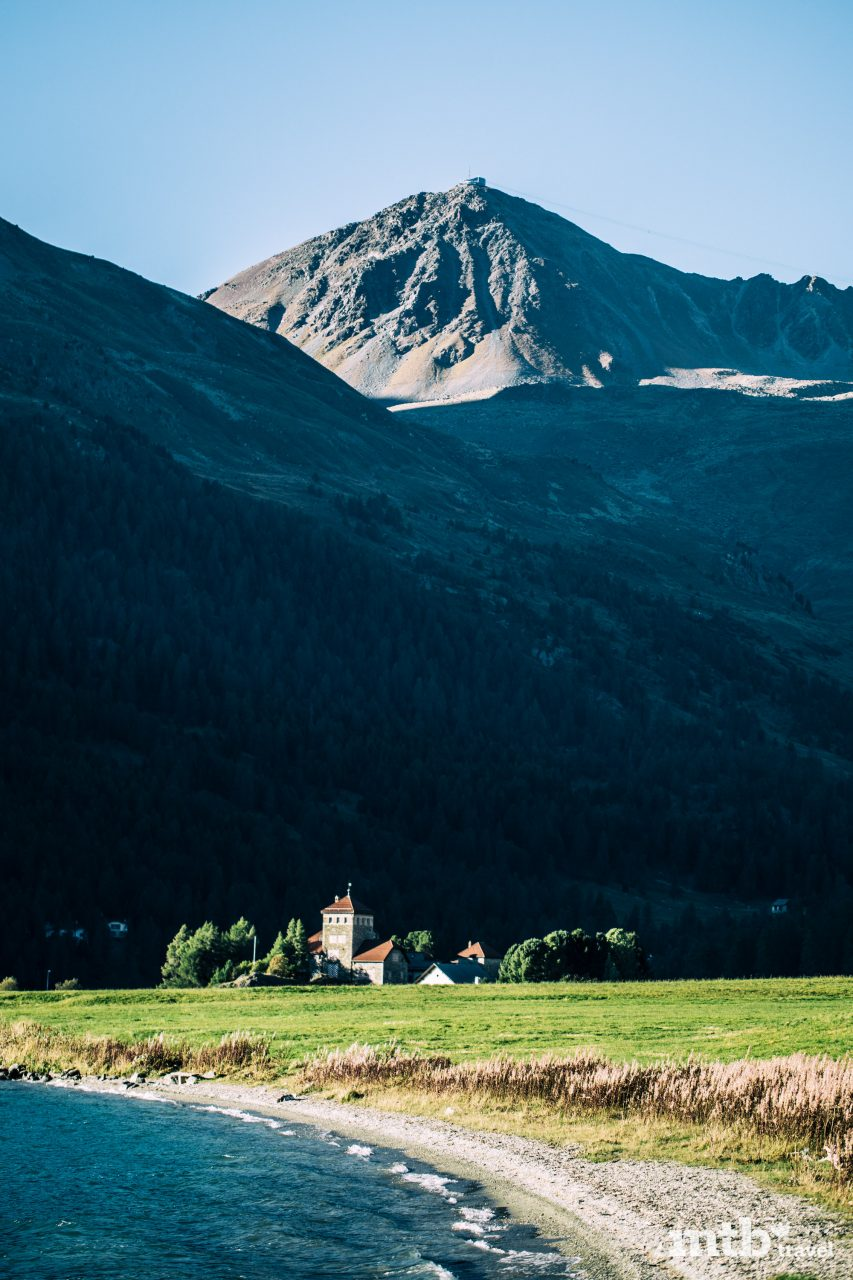 Mountainbike Region St.Moritz Via Engadinia 6