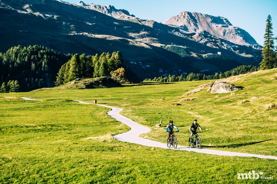 Mountainbike Region St.Moritz Via Engadinia 8