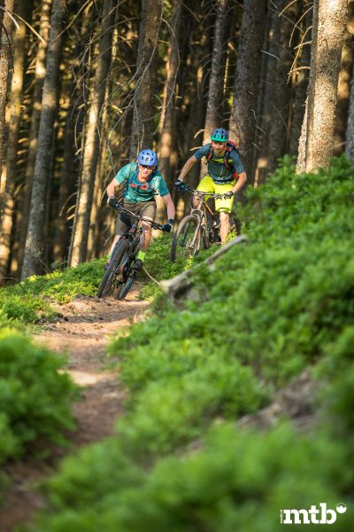 Mountainbiken im Schwarzwald 88