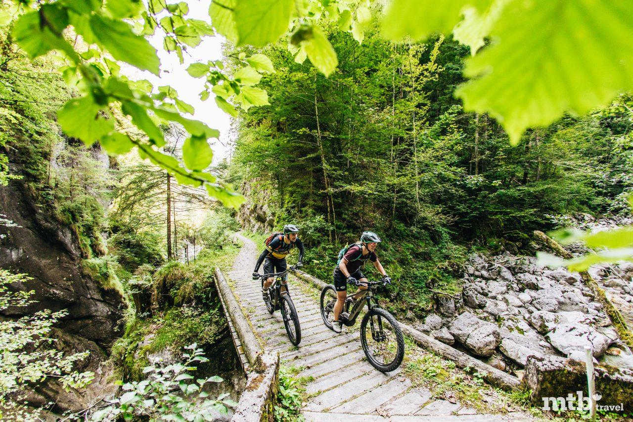 Bike Urlaub in Unken_KallbrunnAlm