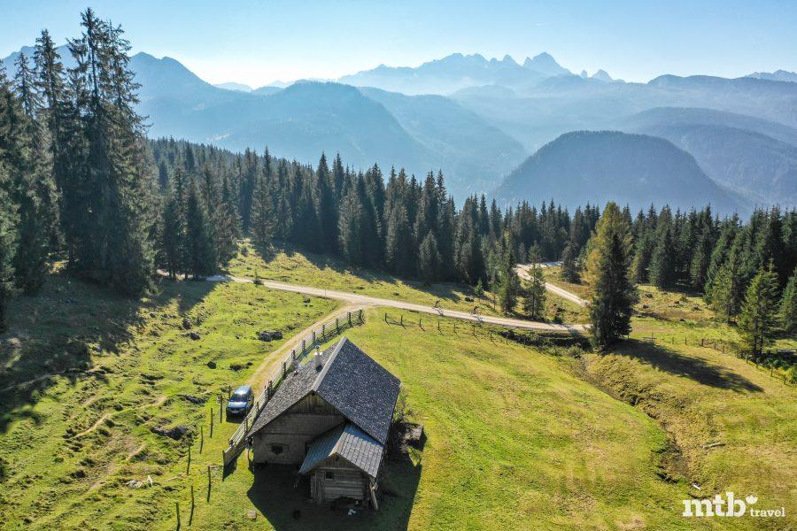Dachstein Salzkammergut, Hütte