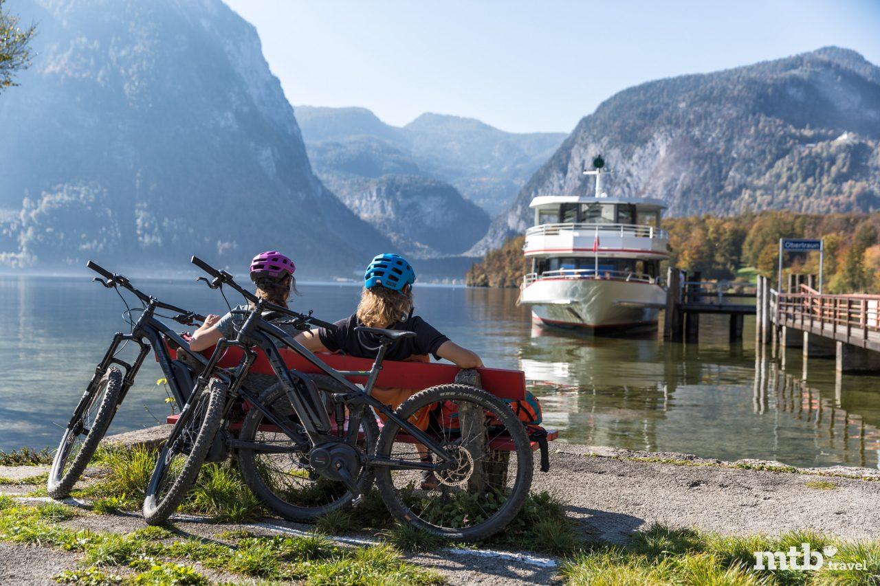 Dachstein Salzkammergut, Hallstätter See