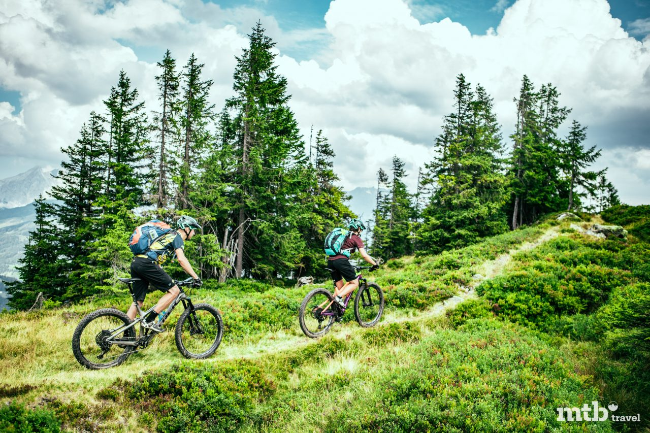 Mountainbike Region Flachau, Stoneman Taurista