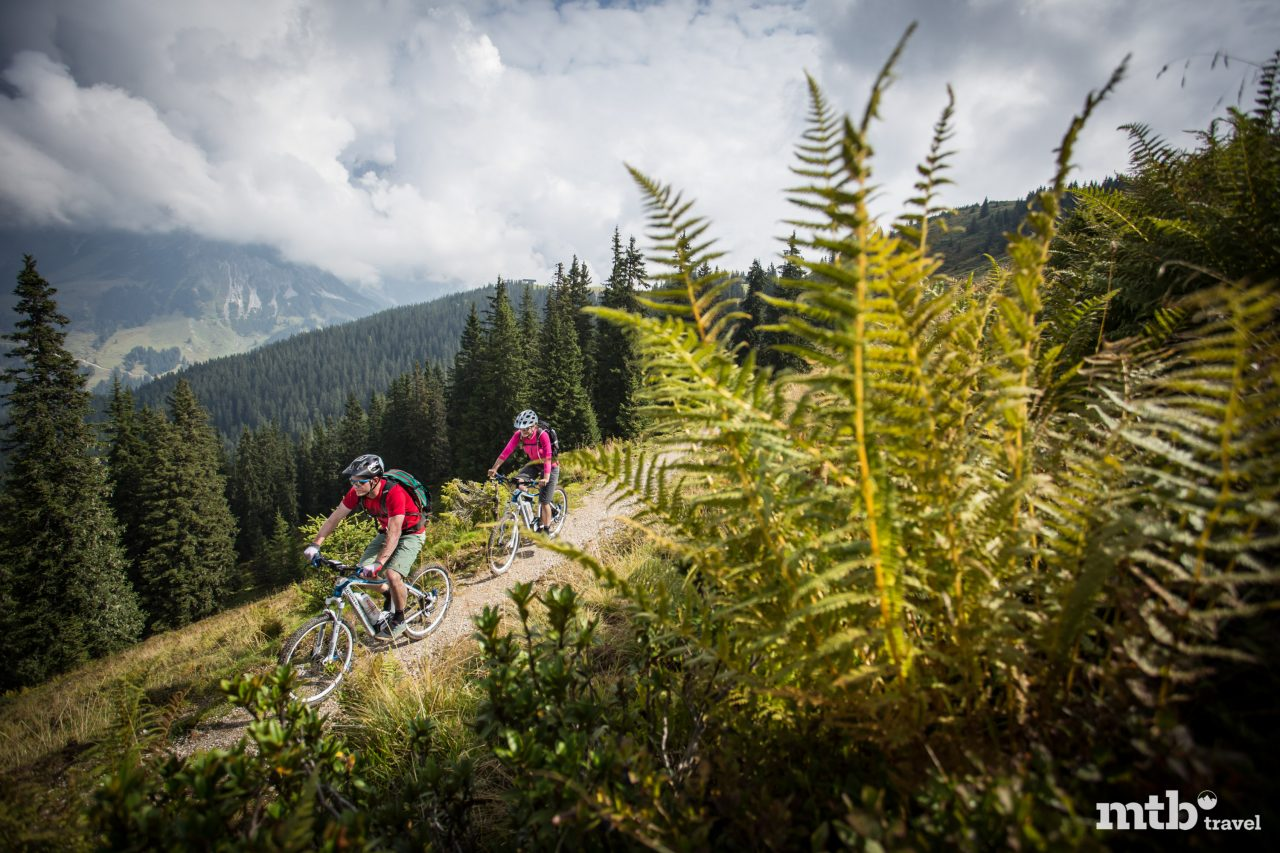 Maria Alm am Hochkönig, Trail, E-Bike