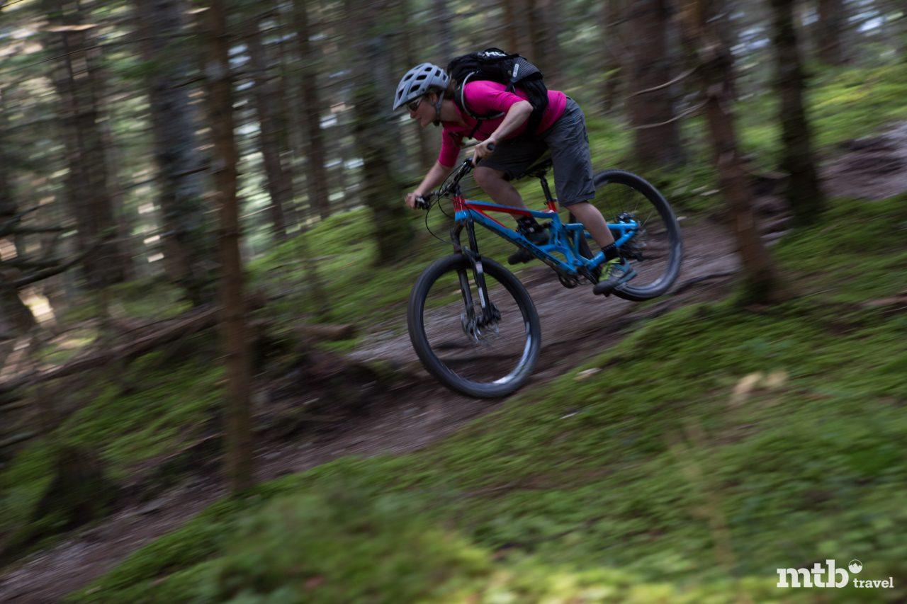 Maria Alm am Hochkönig, Trail